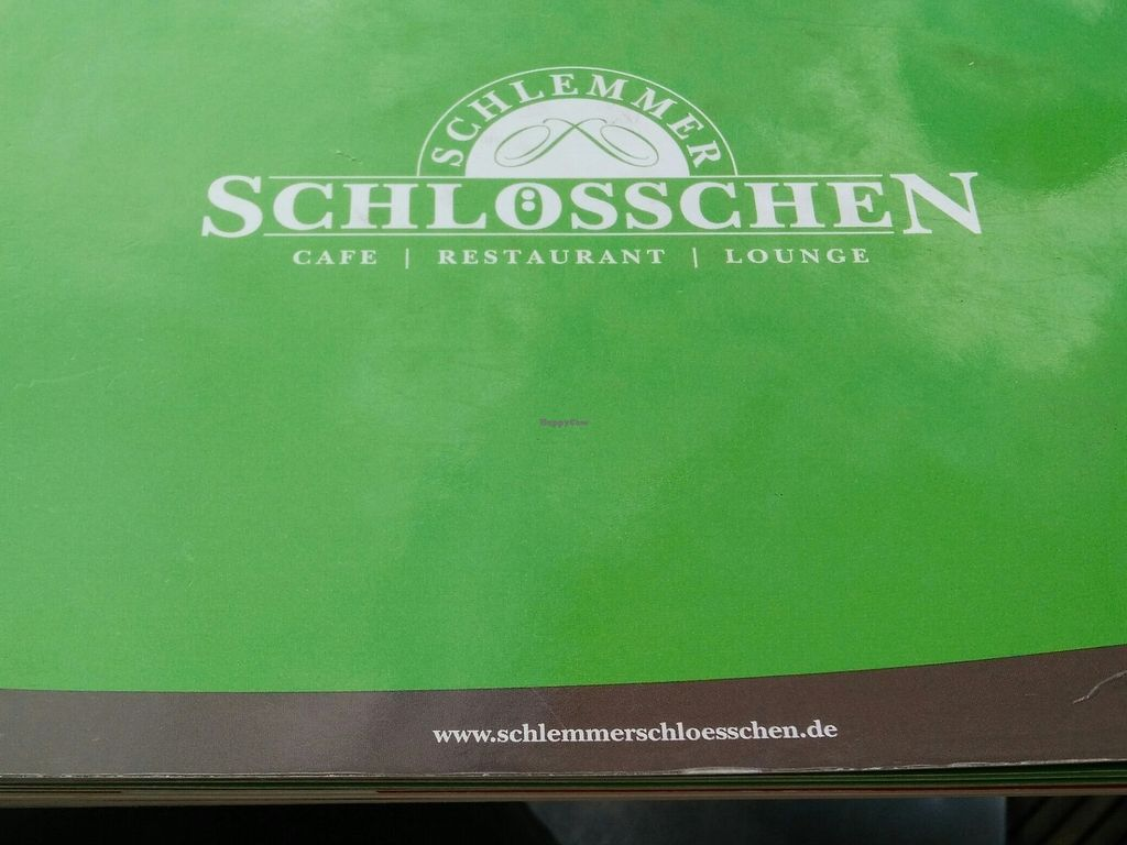 """Photo of Schlosschen  by <a href=""""/members/profile/susieveg"""">susieveg</a> <br/>menu cover <br/> July 29, 2017  - <a href='/contact/abuse/image/97372/286066'>Report</a>"""