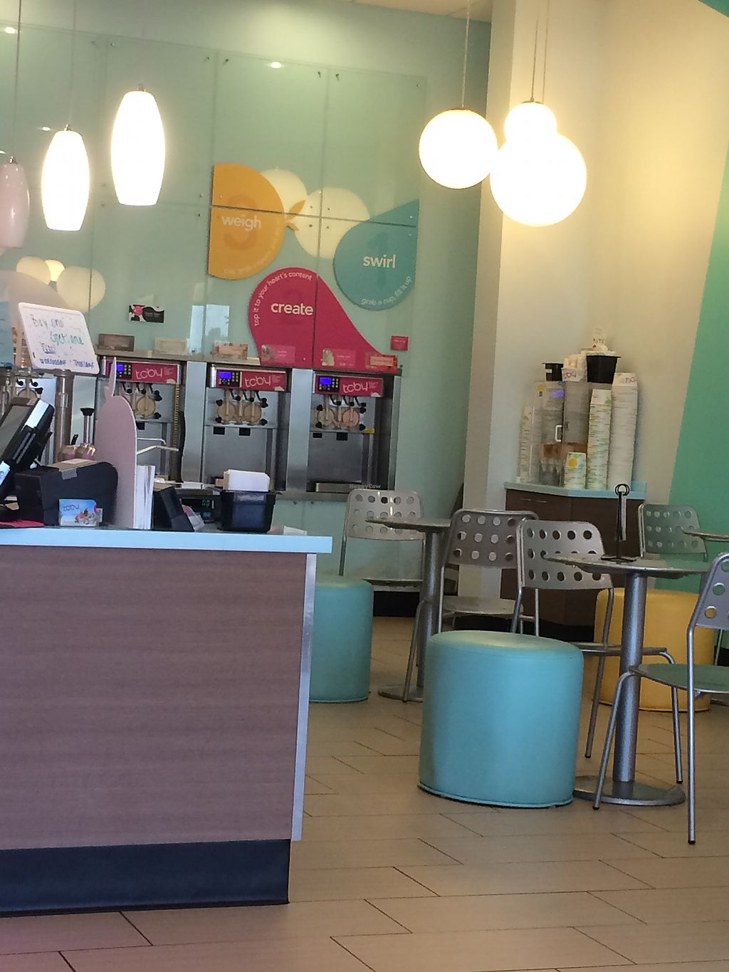 """Photo of CLOSED: TCBY  by <a href=""""/members/profile/fruitiJulie"""">fruitiJulie</a> <br/>inside  <br/> July 30, 2017  - <a href='/contact/abuse/image/97381/286864'>Report</a>"""