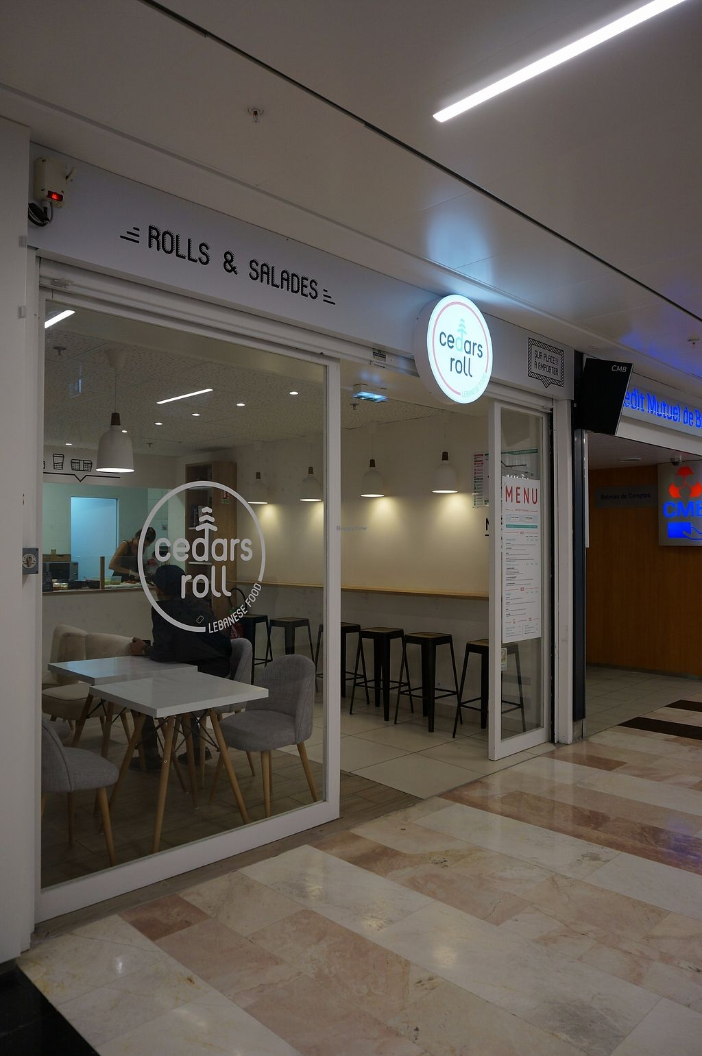 """Photo of Cedars Roll  by <a href=""""/members/profile/Ricardo"""">Ricardo</a> <br/>Store Front <br/> July 29, 2017  - <a href='/contact/abuse/image/97425/286422'>Report</a>"""