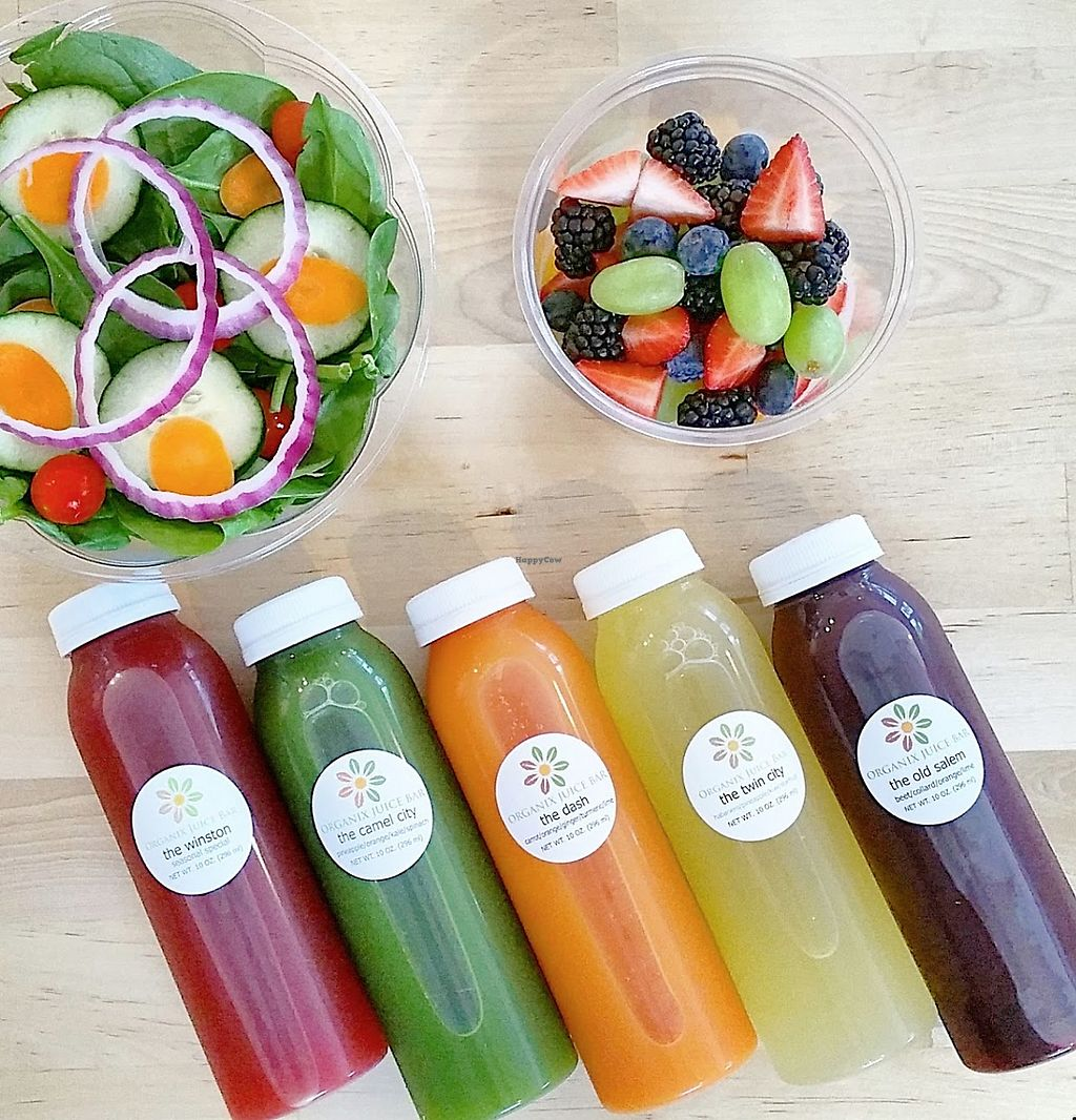 """Photo of Organix Juice Bar  by <a href=""""/members/profile/rancidl"""">rancidl</a> <br/>Organic juice <br/> April 1, 2018  - <a href='/contact/abuse/image/97483/379360'>Report</a>"""