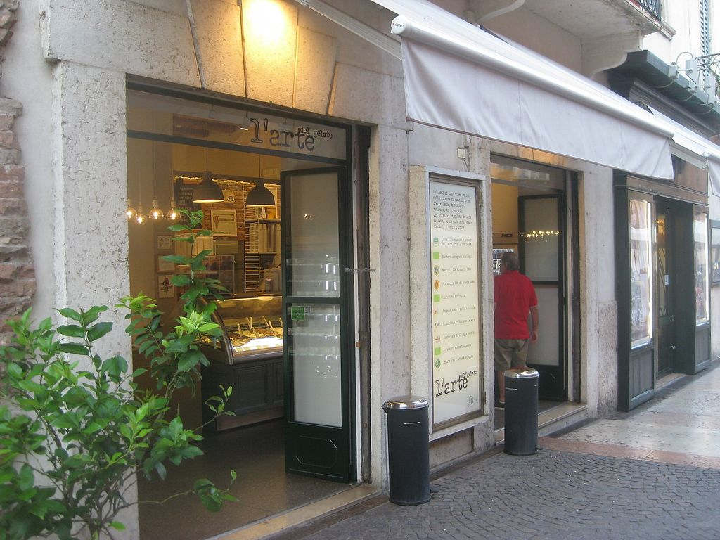 """Photo of L'arte del Gelato  by <a href=""""/members/profile/jennyc32"""">jennyc32</a> <br/>Outside <br/> July 30, 2017  - <a href='/contact/abuse/image/97502/286770'>Report</a>"""