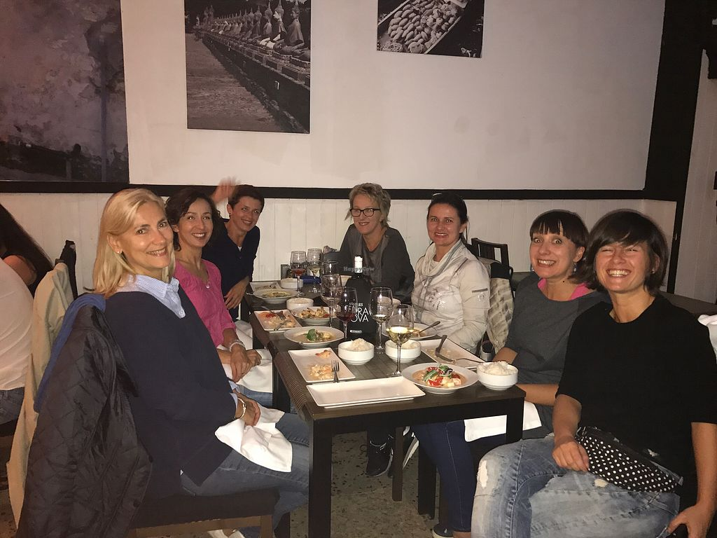 """Photo of Thai Corner  by <a href=""""/members/profile/Infigenia"""">Infigenia</a> <br/>delicious meals in best atmosphere ( with friends) <br/> August 6, 2017  - <a href='/contact/abuse/image/97550/289631'>Report</a>"""