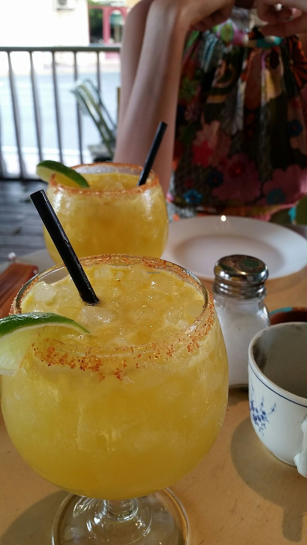 """Photo of Taco Paco  by <a href=""""/members/profile/rominargh"""">rominargh</a> <br/>Passion fruit margarita <br/> August 1, 2017  - <a href='/contact/abuse/image/97558/287570'>Report</a>"""