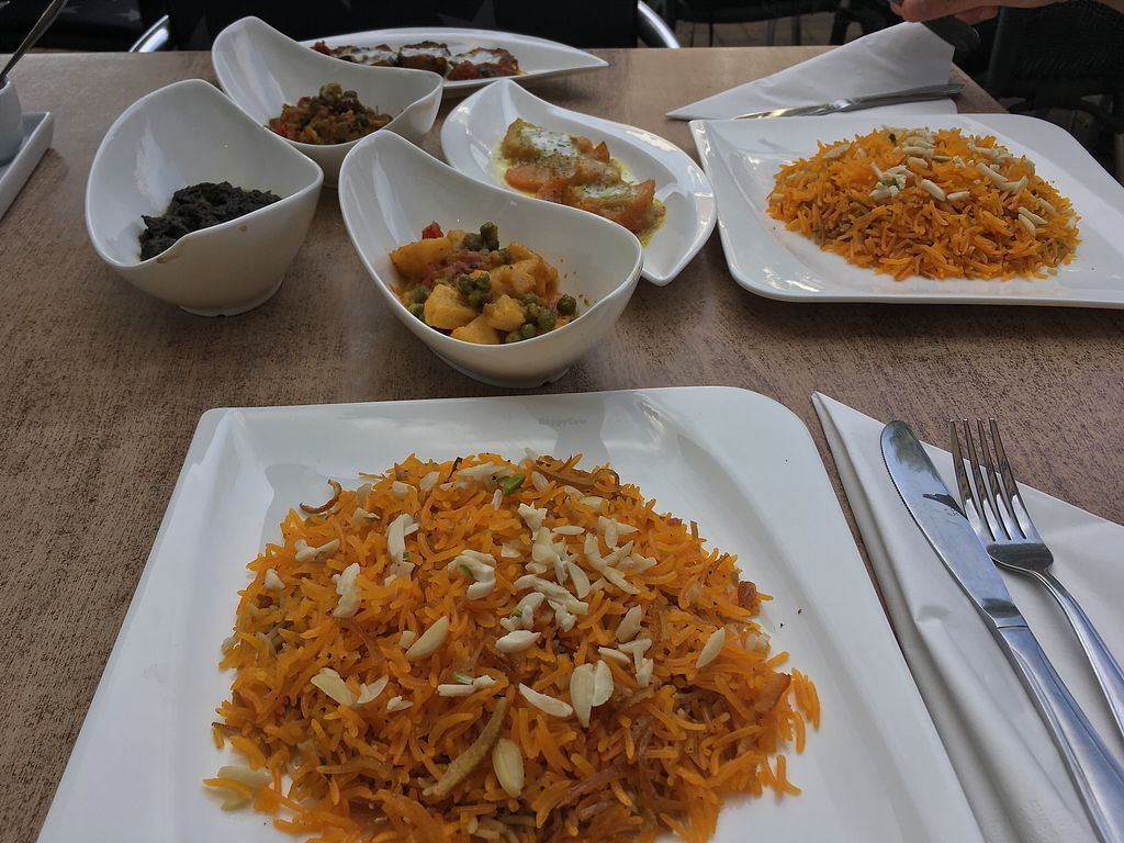 "Photo of Hafiza  by <a href=""/members/profile/MNimma"">MNimma</a> <br/>vegetarian meal, very delicious <br/> July 31, 2017  - <a href='/contact/abuse/image/97573/287336'>Report</a>"