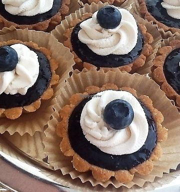 """Photo of Cookie Conscious  by <a href=""""/members/profile/CookieConsciousBakery"""">CookieConsciousBakery</a> <br/>Blueberry Cream Tart <br/> August 1, 2017  - <a href='/contact/abuse/image/97581/287804'>Report</a>"""