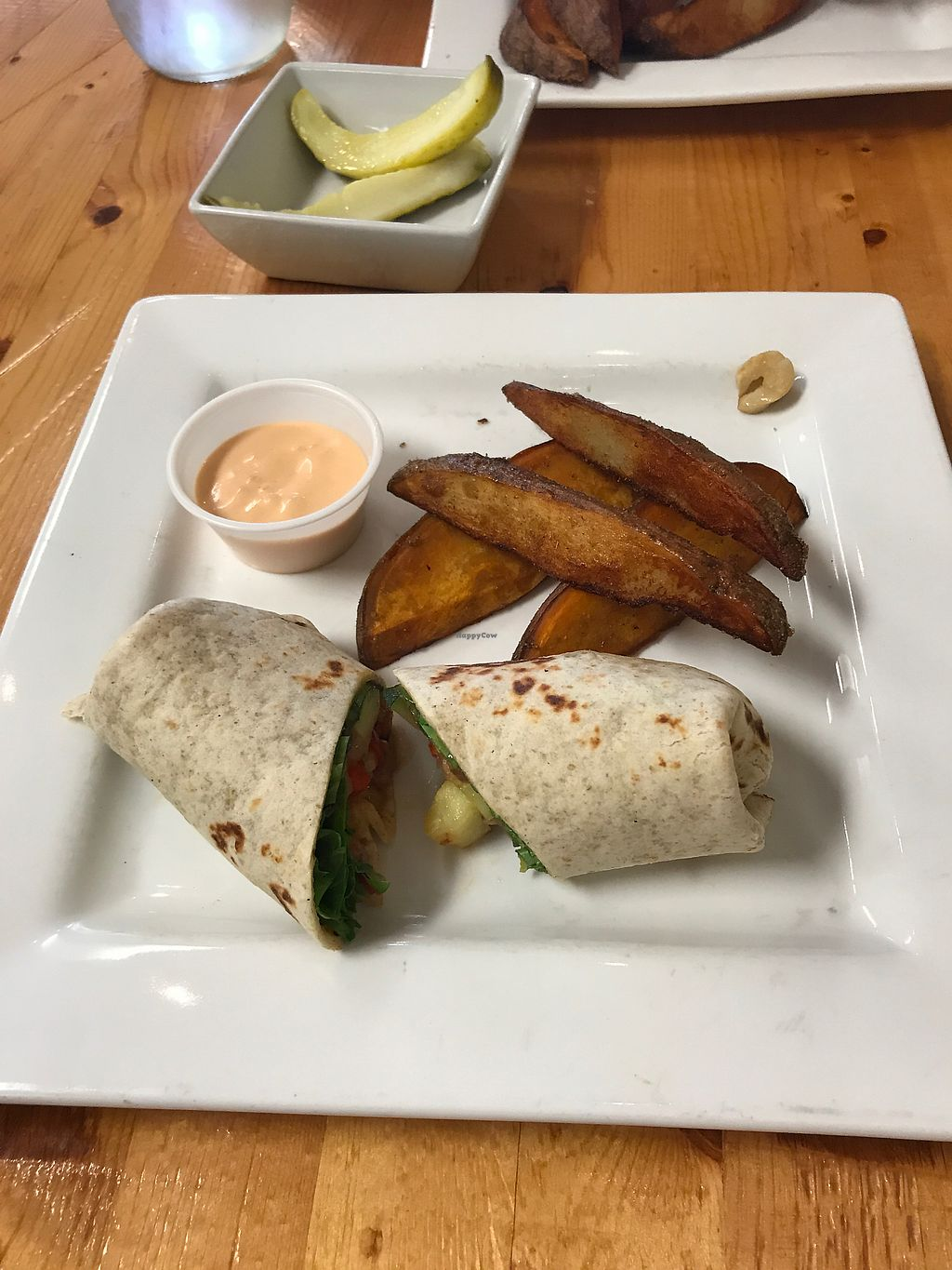 "Photo of Vida 365  by <a href=""/members/profile/HelenKelley"">HelenKelley</a> <br/>Veggie wrap <br/> November 2, 2017  - <a href='/contact/abuse/image/97587/321238'>Report</a>"