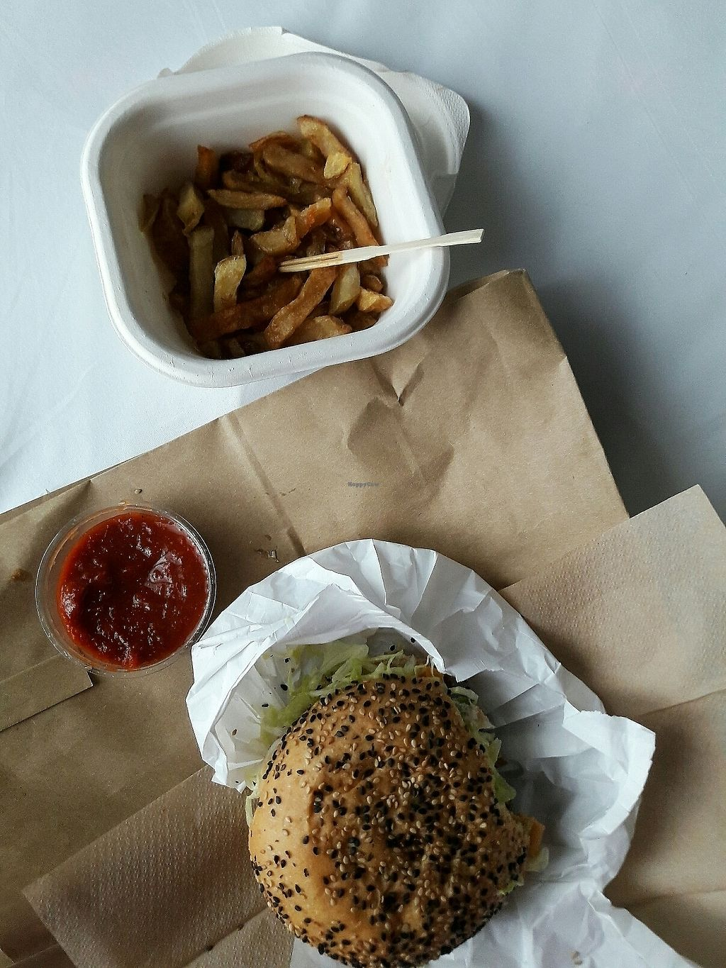 """Photo of Velicious Burger  by <a href=""""/members/profile/AmyLegrand"""">AmyLegrand</a> <br/>Mariatchi!! ❤ <br/> August 11, 2017  - <a href='/contact/abuse/image/97593/291565'>Report</a>"""