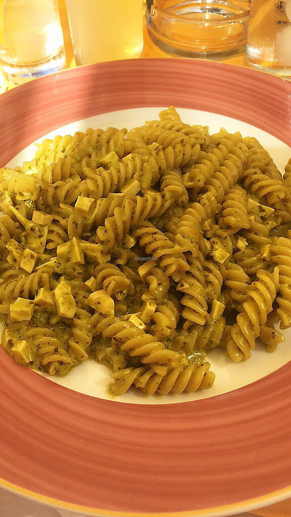"Photo of Fauno Bar  by <a href=""/members/profile/EdenGasson"">EdenGasson</a> <br/>pesto pasta with tofu  <br/> September 13, 2017  - <a href='/contact/abuse/image/97606/304034'>Report</a>"