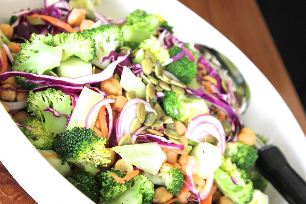 "Photo of Project Artisan  by <a href=""/members/profile/community5"">community5</a> <br/>Broccoli Salad <br/> August 1, 2017  - <a href='/contact/abuse/image/97619/287576'>Report</a>"