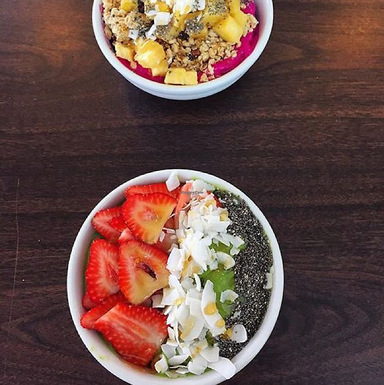 """Photo of The Healthy Habit  by <a href=""""/members/profile/BrileyAnnHaskins"""">BrileyAnnHaskins</a> <br/>Smoothie bowls! <br/> August 4, 2017  - <a href='/contact/abuse/image/97646/288731'>Report</a>"""