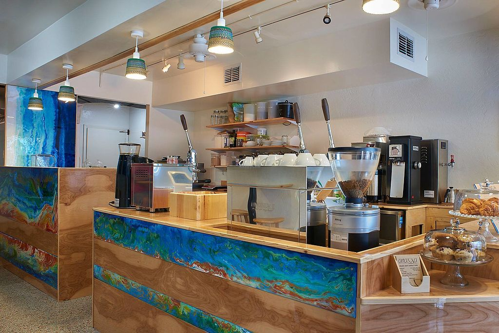 """Photo of Anaya Coffee  by <a href=""""/members/profile/clovely.vegan"""">clovely.vegan</a> <br/>Inside Anaya! <br/> August 3, 2017  - <a href='/contact/abuse/image/97699/288197'>Report</a>"""