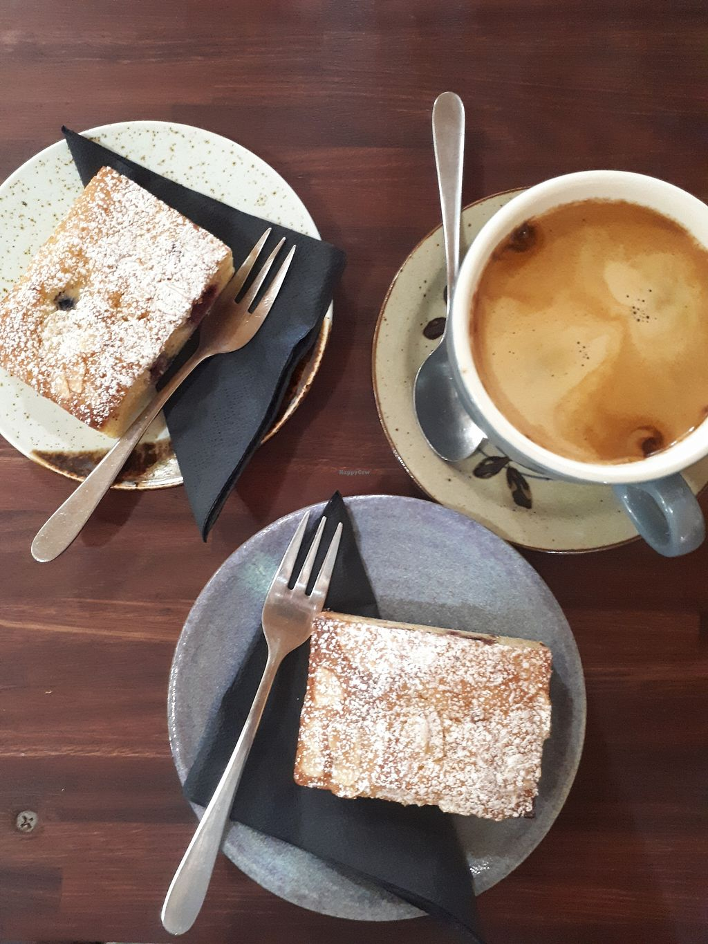 "Photo of Sensations Cafe  by <a href=""/members/profile/thegreenfig"">thegreenfig</a> <br/>Coffee and cake  <br/> November 22, 2017  - <a href='/contact/abuse/image/97702/328096'>Report</a>"
