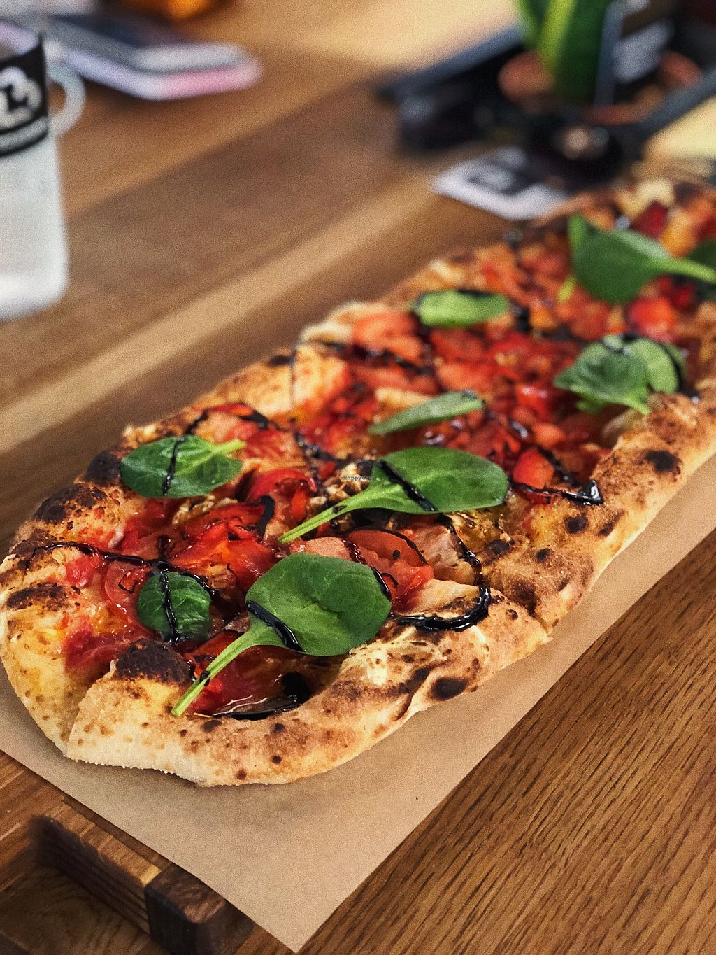 """Photo of Pizzatopia  by <a href=""""/members/profile/elineklund"""">elineklund</a> <br/>Quick, creative and delicious! <br/> April 14, 2018  - <a href='/contact/abuse/image/97708/385933'>Report</a>"""