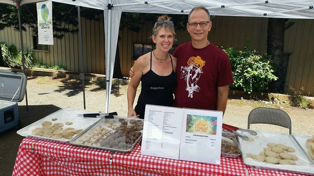 """Photo of Napili Farmers Market  by <a href=""""/members/profile/eric"""">eric</a> <br/>vegan cookieand sweets <br/> August 5, 2017  - <a href='/contact/abuse/image/97739/289411'>Report</a>"""