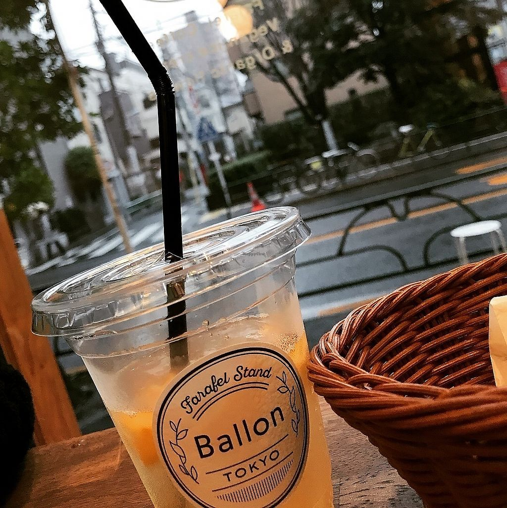 """Photo of Ballon  by <a href=""""/members/profile/MamiHara"""">MamiHara</a> <br/>Fruit cider juice! Good smell,and sweet taste <br/> October 21, 2017  - <a href='/contact/abuse/image/97750/317256'>Report</a>"""