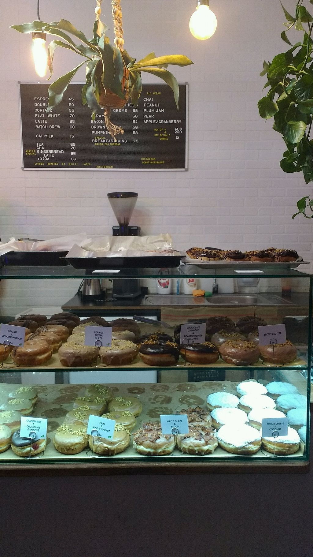 """Photo of Donut Shop  by <a href=""""/members/profile/lilScorpio"""">lilScorpio</a> <br/>tasty donut selection <br/> January 10, 2018  - <a href='/contact/abuse/image/97758/345104'>Report</a>"""