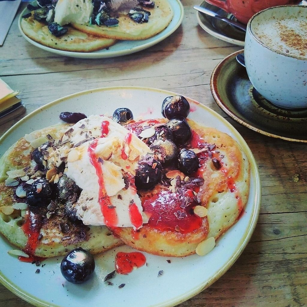 """Photo of Fat Rabbit  by <a href=""""/members/profile/SophieHughes-Saunier"""">SophieHughes-Saunier</a> <br/>Fat Rabbit Pancakes <br/> August 11, 2017  - <a href='/contact/abuse/image/97771/291631'>Report</a>"""
