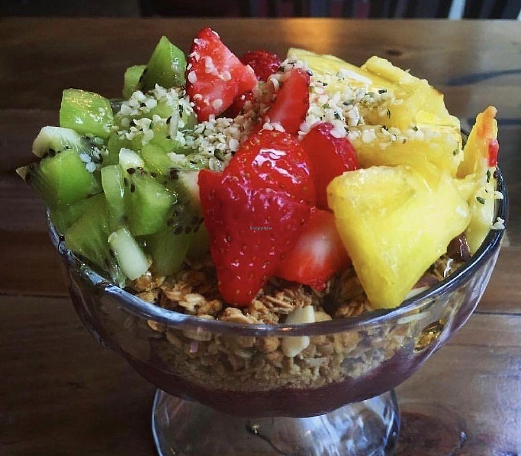 "Photo of Grain and Berry  by <a href=""/members/profile/MoniqueSerata"">MoniqueSerata</a> <br/>Açaí Bowls  <br/> February 24, 2018  - <a href='/contact/abuse/image/97810/363339'>Report</a>"