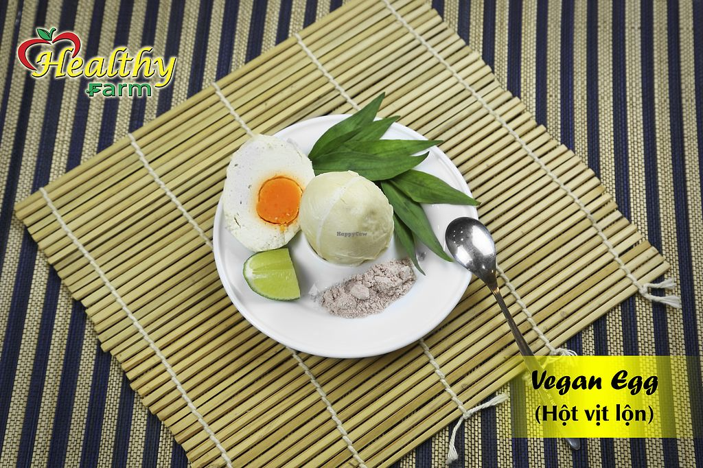 """Photo of Healthy Farm - Nguyen Thi Thap District 7  by <a href=""""/members/profile/MRJayNguyen"""">MRJayNguyen</a> <br/>Vegan Egg <br/> August 17, 2017  - <a href='/contact/abuse/image/97825/293605'>Report</a>"""