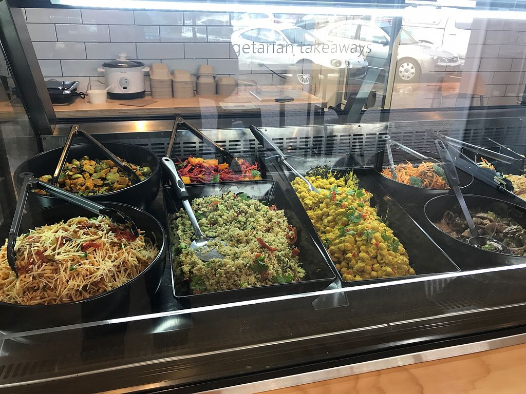 """Photo of Sustain Vegetarian Takeaways  by <a href=""""/members/profile/KiwiVeggie"""">KiwiVeggie</a> <br/>mmmm today's lunch  <br/> August 10, 2017  - <a href='/contact/abuse/image/97838/291036'>Report</a>"""