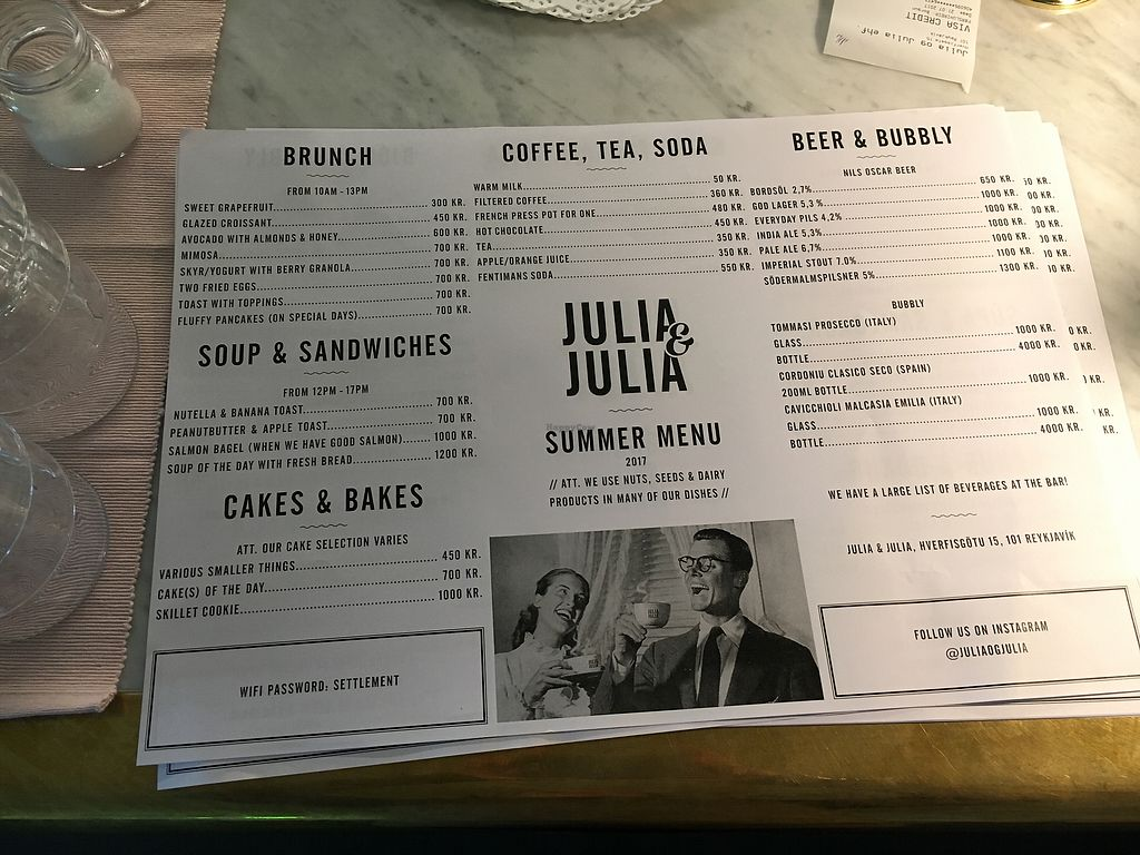 "Photo of Julia & Julia  by <a href=""/members/profile/turtleveg"">turtleveg</a> <br/>menu (summer 2017) <br/> August 8, 2017  - <a href='/contact/abuse/image/97880/290426'>Report</a>"