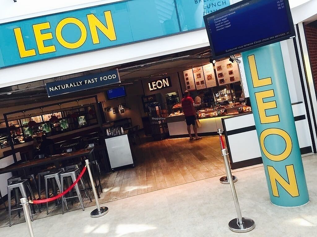 """Photo of LEON  by <a href=""""/members/profile/TARAMCDONALD"""">TARAMCDONALD</a> <br/>Outside store front <br/> August 5, 2017  - <a href='/contact/abuse/image/97884/289323'>Report</a>"""