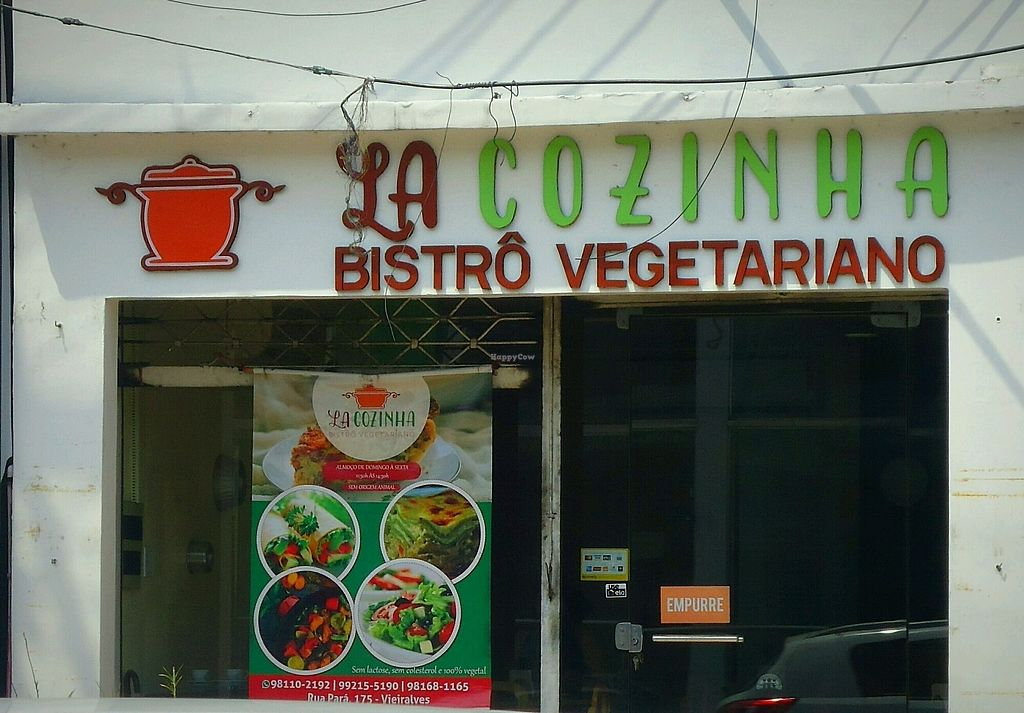 "Photo of La Cozinha Bistro Vegetariano  by <a href=""/members/profile/WayneB"">WayneB</a> <br/>Frontage of restaurant.  <br/> November 22, 2017  - <a href='/contact/abuse/image/97888/328151'>Report</a>"