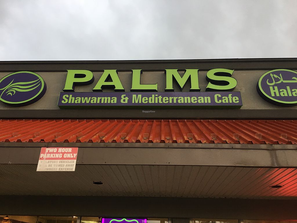 "Photo of Palms Shawarma & Mediterranean Cafe  by <a href=""/members/profile/OHPlanteater"">OHPlanteater</a> <br/>palms  <br/> August 5, 2017  - <a href='/contact/abuse/image/97893/289192'>Report</a>"