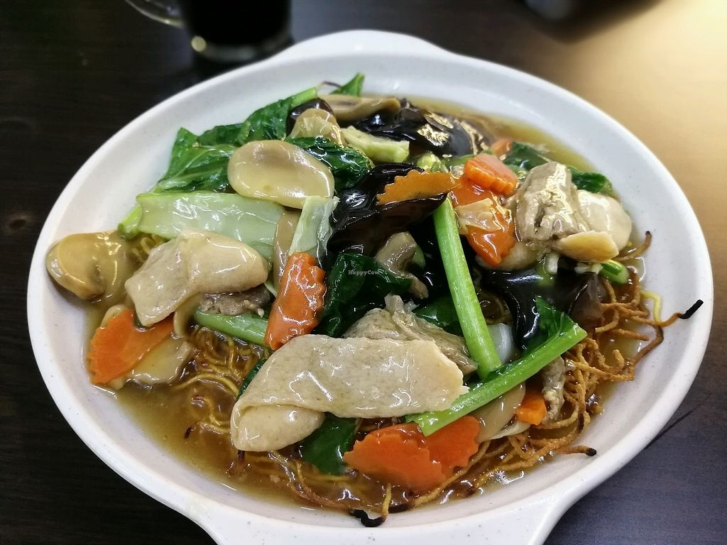"Photo of Dragon Gate Vegetarian  by <a href=""/members/profile/JunXuan"">JunXuan</a> <br/>Jiang Xiang noodle <br/> March 24, 2018  - <a href='/contact/abuse/image/97900/375114'>Report</a>"