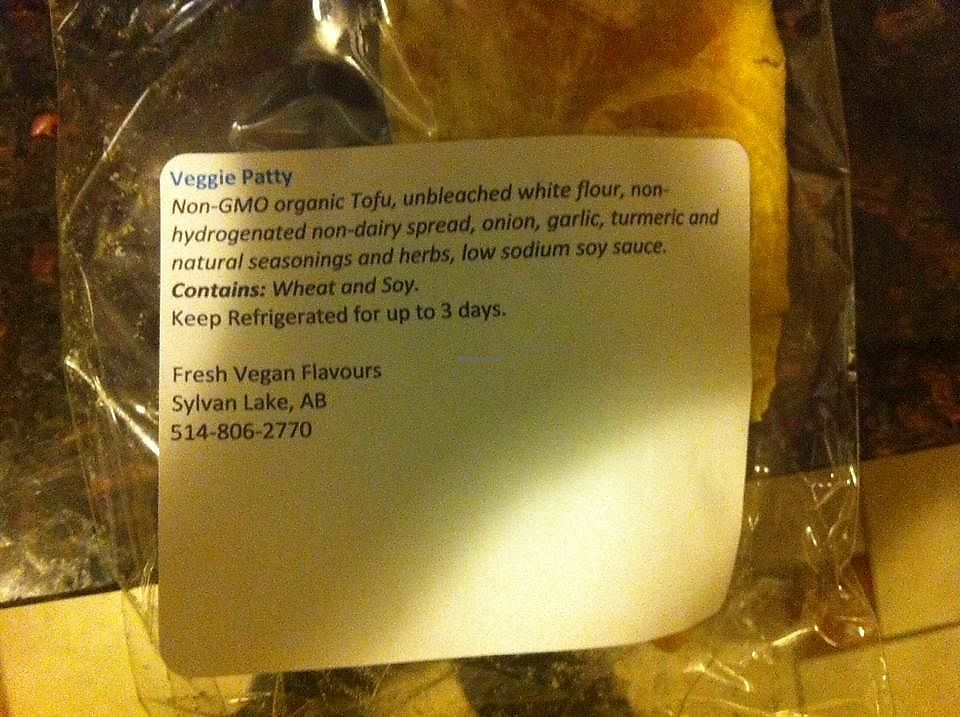 """Photo of Fresh Vegan Flavour  by <a href=""""/members/profile/VeganSylvie"""">VeganSylvie</a> <br/>Tofu hot pocket  <br/> August 5, 2017  - <a href='/contact/abuse/image/97908/288941'>Report</a>"""