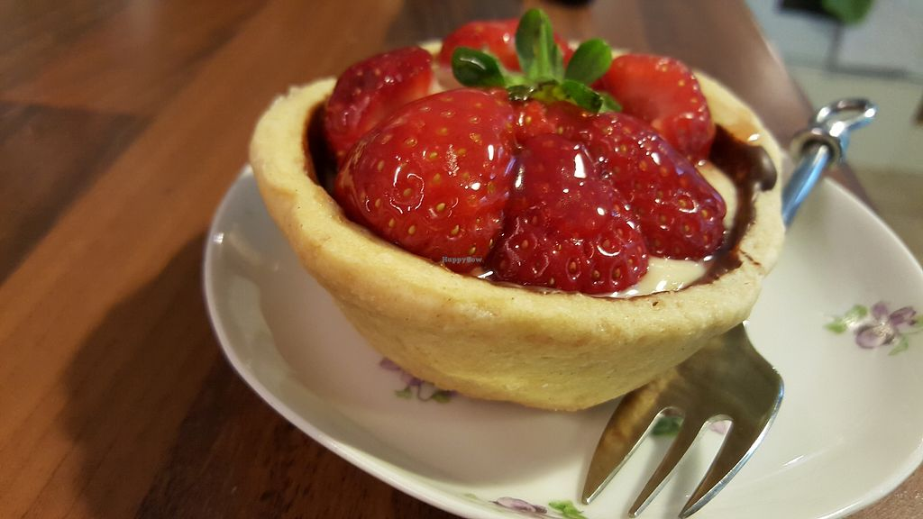 "Photo of The Broken Spoon   by <a href=""/members/profile/TheBrokenSpoon"">TheBrokenSpoon</a> <br/>Strawberry Custart Tarts! <br/> August 5, 2017  - <a href='/contact/abuse/image/97920/289305'>Report</a>"