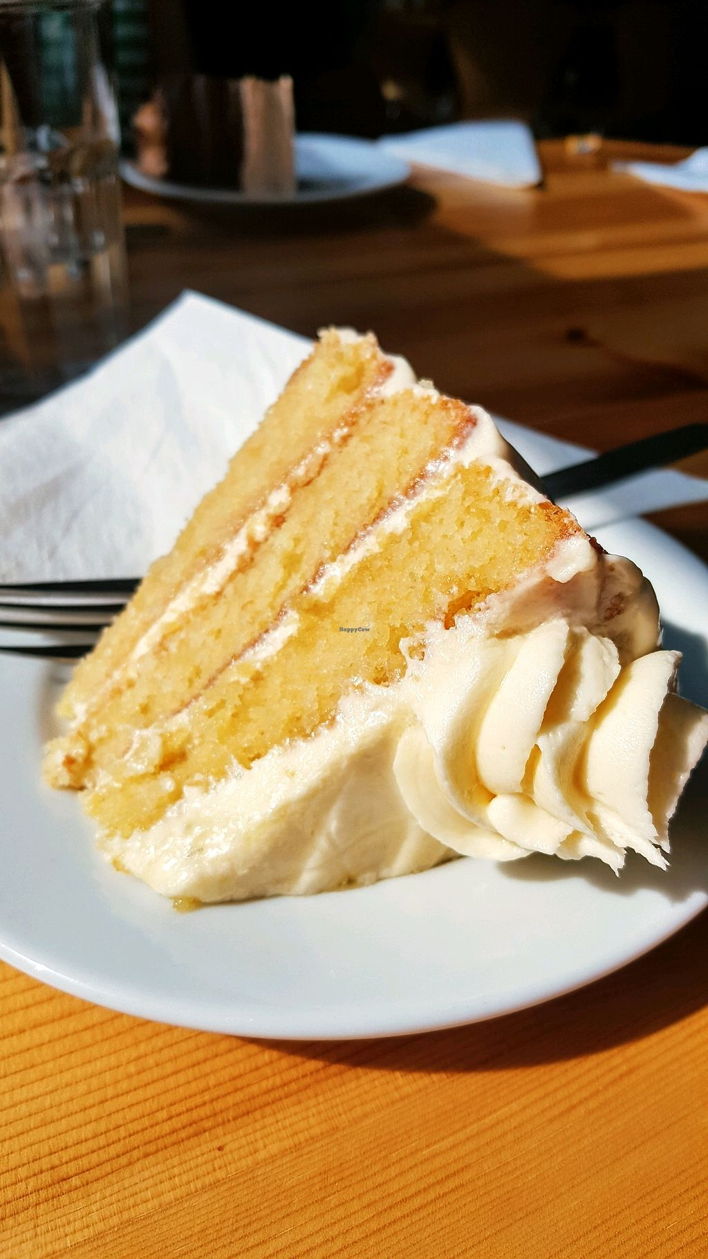 """Photo of The Willow Tree Cafe  by <a href=""""/members/profile/simon50"""">simon50</a> <br/>Caramel layer cake <br/> April 14, 2018  - <a href='/contact/abuse/image/97937/385824'>Report</a>"""