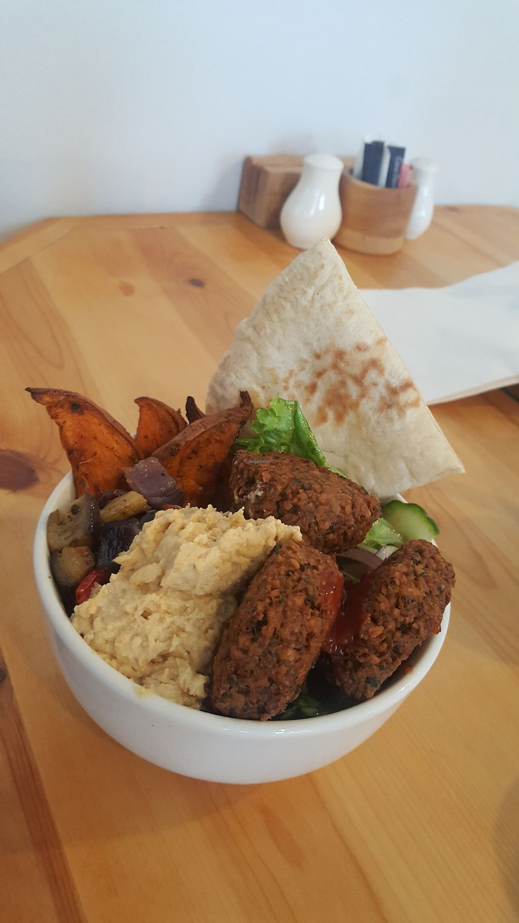 """Photo of The Willow Tree Cafe  by <a href=""""/members/profile/NatalieJayne"""">NatalieJayne</a> <br/>Buddha bowl .. lush  <br/> April 17, 2018  - <a href='/contact/abuse/image/97937/387343'>Report</a>"""