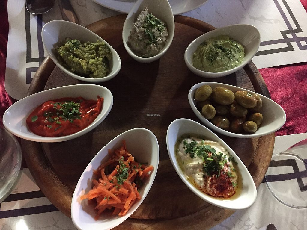 "Photo of El Galil  by <a href=""/members/profile/Eyal87"">Eyal87</a> <br/>Salads Plate <br/> August 5, 2017  - <a href='/contact/abuse/image/97953/289313'>Report</a>"