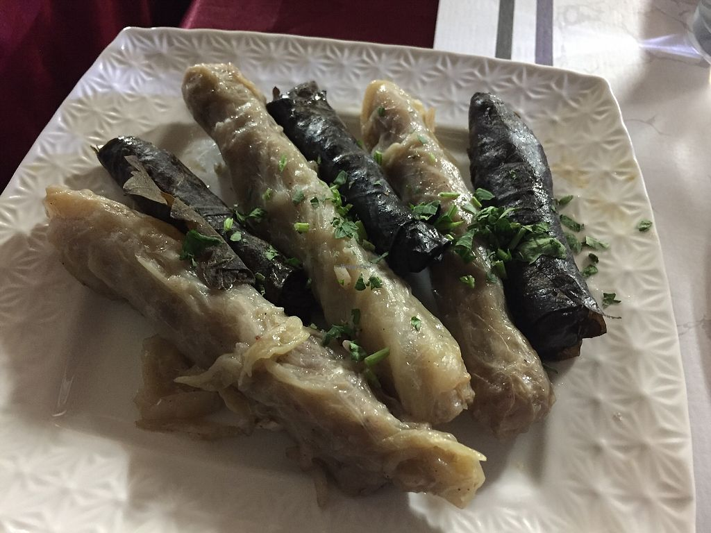 "Photo of El Galil  by <a href=""/members/profile/Eyal87"">Eyal87</a> <br/>Stuffed Cabbage & Vine Leaves - עלי גפן וכרוב ממולאים <br/> August 5, 2017  - <a href='/contact/abuse/image/97953/289335'>Report</a>"
