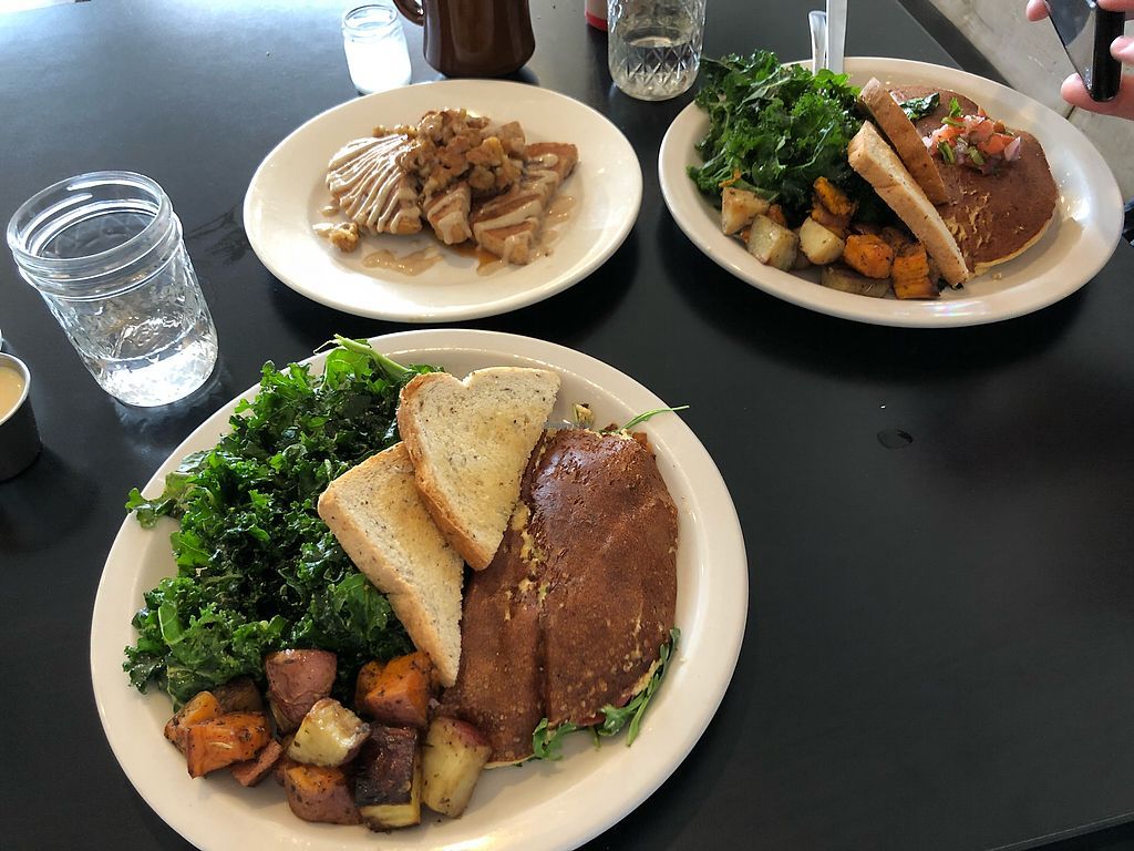 "Photo of From Seed to Sprout  by <a href=""/members/profile/TracyV600"">TracyV600</a> <br/>BLT omelette, Mexican omelette, cinnamon bun french toast. Amazing!! <br/> January 22, 2018  - <a href='/contact/abuse/image/97961/349854'>Report</a>"