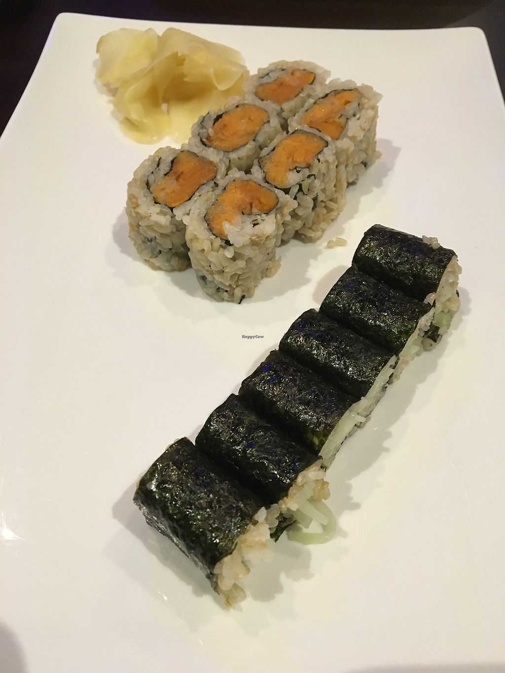 """Photo of Okinii Japanese Restaurant  by <a href=""""/members/profile/JJones315"""">JJones315</a> <br/>veggie Rolls <br/> April 20, 2018  - <a href='/contact/abuse/image/97972/388787'>Report</a>"""