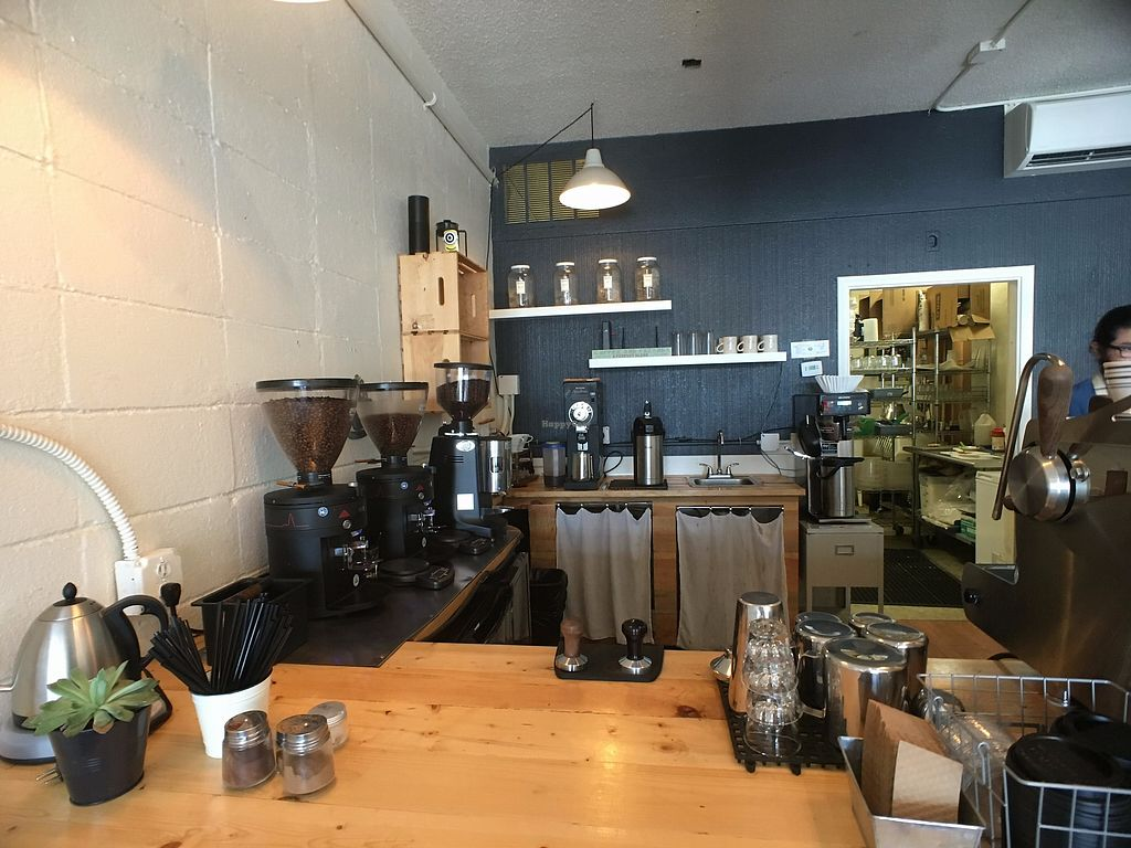 """Photo of Proust Coffee  by <a href=""""/members/profile/vanofvegan"""">vanofvegan</a> <br/>coffeeeeee <br/> August 20, 2017  - <a href='/contact/abuse/image/97975/294819'>Report</a>"""