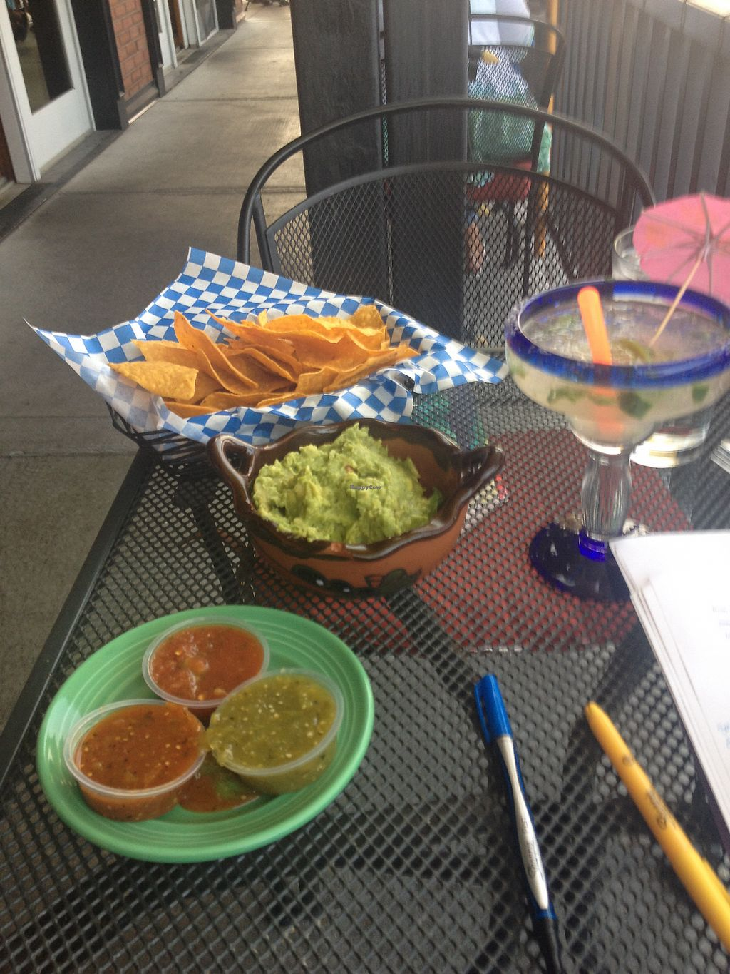 "Photo of Blue Iguana  by <a href=""/members/profile/AutumnTierra"">AutumnTierra</a> <br/>Jalapeño marg and guac! <br/> September 7, 2017  - <a href='/contact/abuse/image/98032/301671'>Report</a>"