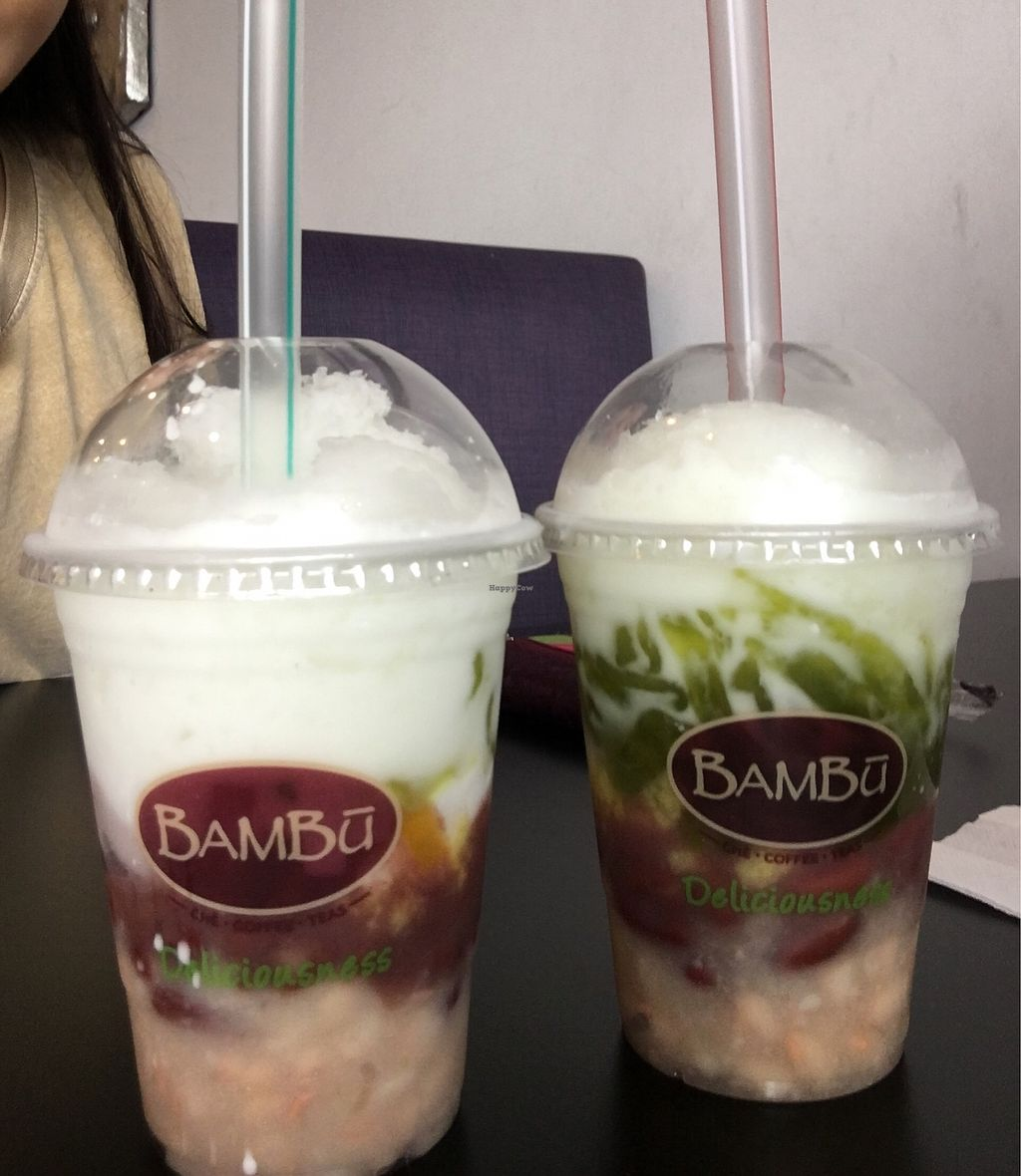 """Photo of Bambu Desserts & Drinks  by <a href=""""/members/profile/ChristineLee"""">ChristineLee</a> <br/>#2 and #3 Che dessert  <br/> August 20, 2017  - <a href='/contact/abuse/image/98038/294891'>Report</a>"""