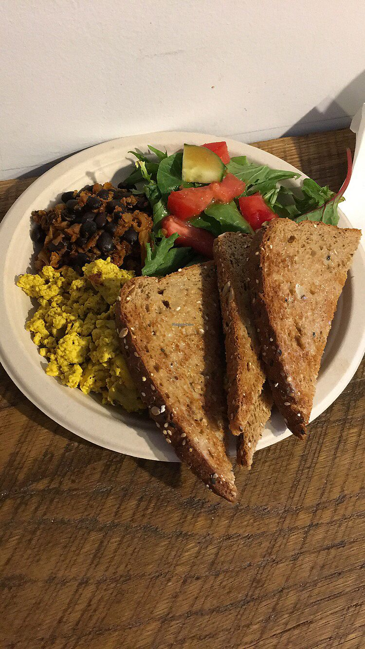 "Photo of EBN's Vegan Cuisine  by <a href=""/members/profile/Amyloves"">Amyloves</a> <br/>Best breakfast combo  <br/> September 9, 2017  - <a href='/contact/abuse/image/98068/302650'>Report</a>"