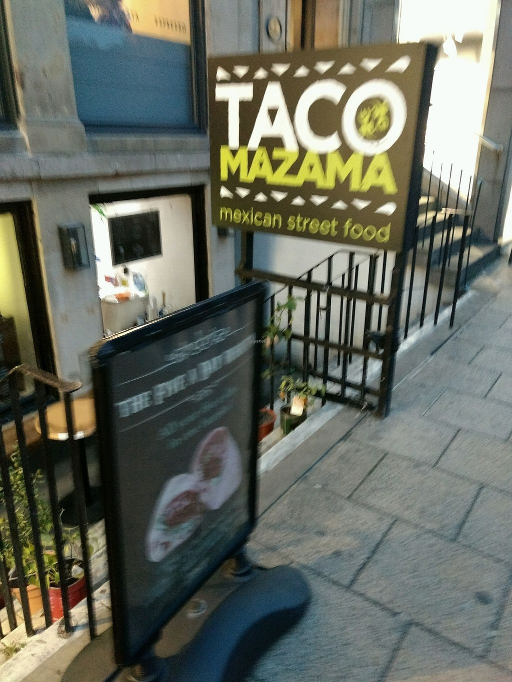 """Photo of Taco Mazama - Princes St  by <a href=""""/members/profile/craigmc"""">craigmc</a> <br/>ootside <br/> September 27, 2017  - <a href='/contact/abuse/image/98103/309114'>Report</a>"""