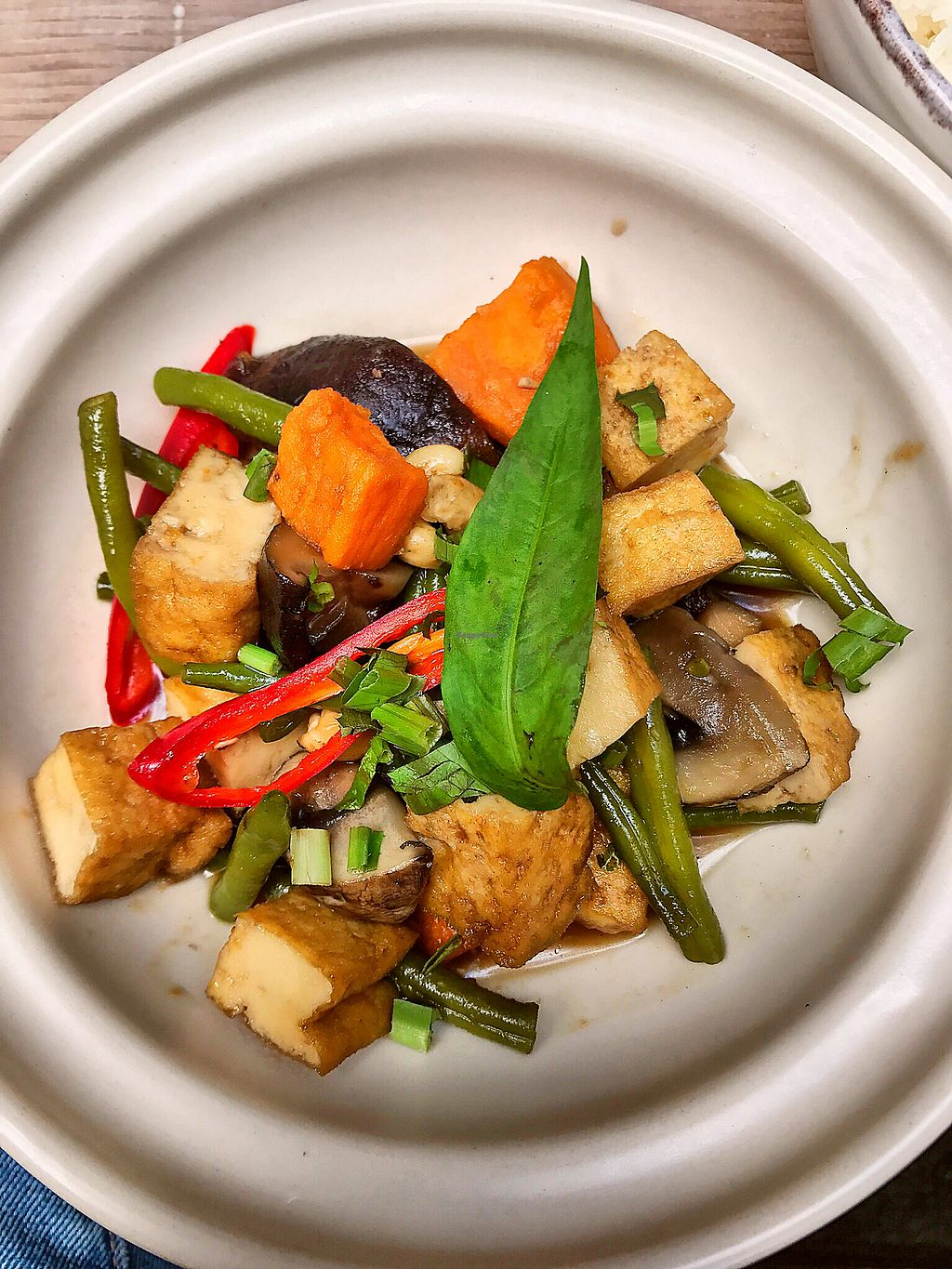 """Photo of Chum Chay  by <a href=""""/members/profile/Alexxx66"""">Alexxx66</a> <br/>tofu in a sweet sauce <br/> August 13, 2017  - <a href='/contact/abuse/image/98106/292373'>Report</a>"""