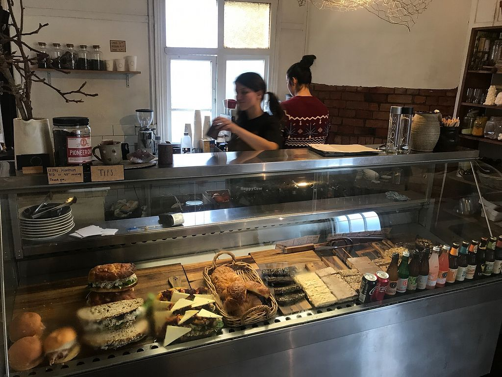 """Photo of Little Lucky Cafe  by <a href=""""/members/profile/BrionyJenkinson"""">BrionyJenkinson</a> <br/>So many delicious healthy treats <br/> August 8, 2017  - <a href='/contact/abuse/image/98118/290289'>Report</a>"""