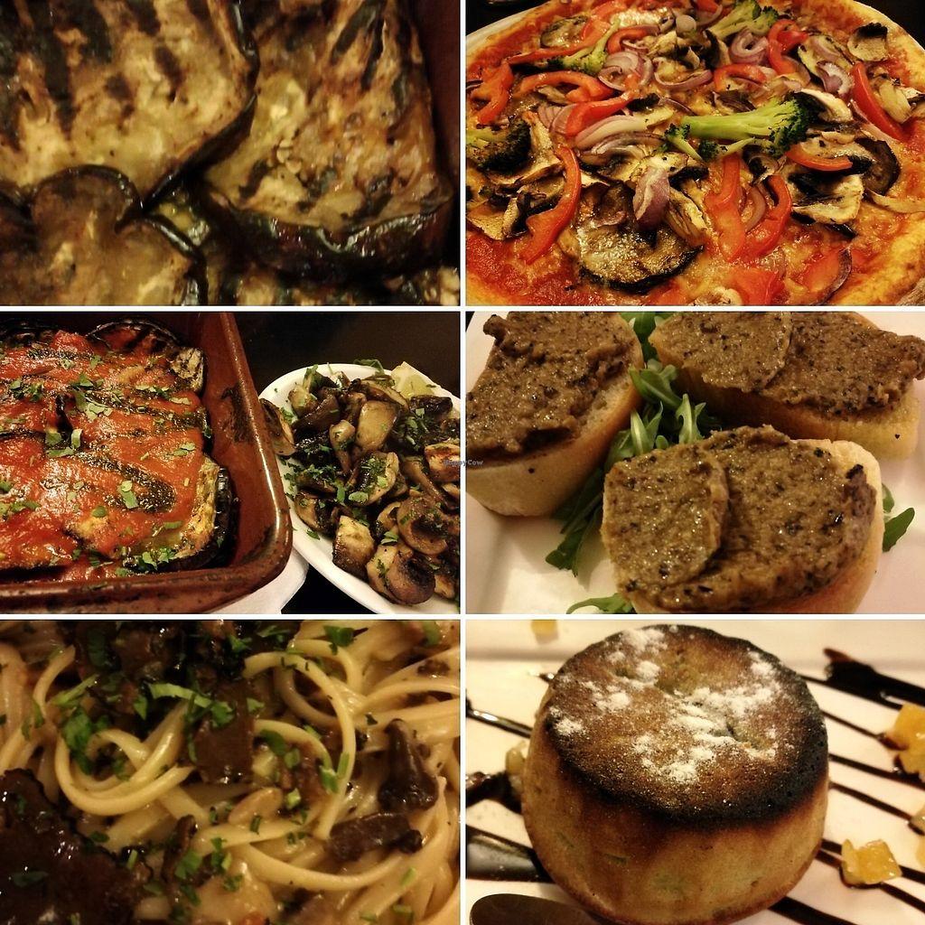 "Photo of Gaspare Ristorante Pizzeria  by <a href=""/members/profile/Gudrun"">Gudrun</a> <br/>Vegan food @ Gaspare <br/> November 5, 2017  - <a href='/contact/abuse/image/98173/321997'>Report</a>"
