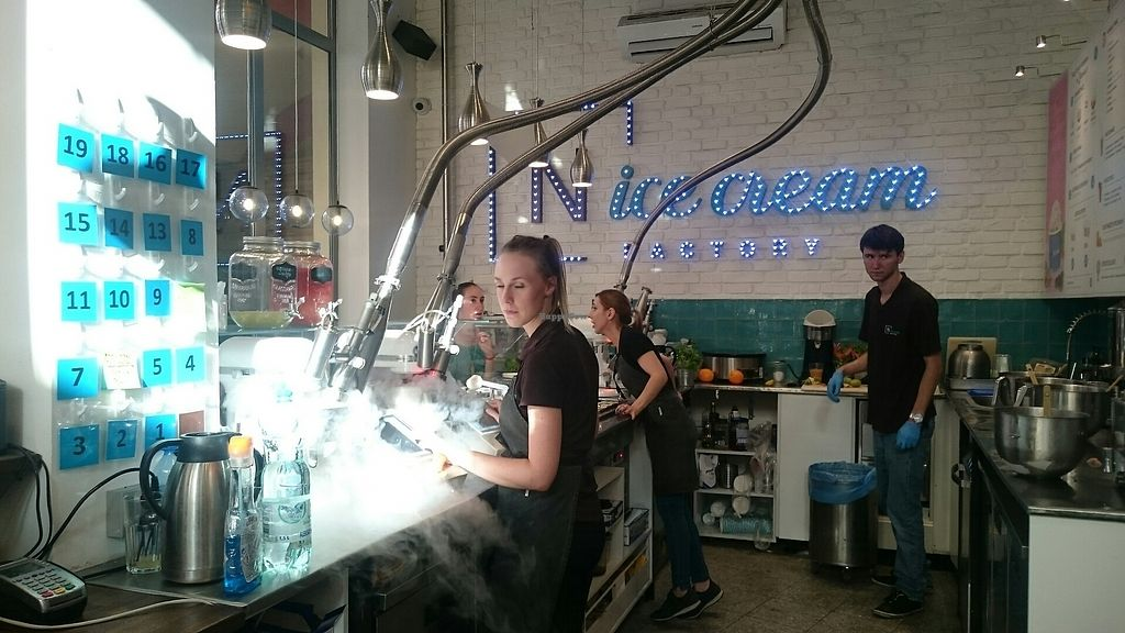 "Photo of N'Ice Cream Factory  by <a href=""/members/profile/Spennis"">Spennis</a> <br/>Using the liquid nitrogen  <br/> August 18, 2017  - <a href='/contact/abuse/image/98174/294019'>Report</a>"