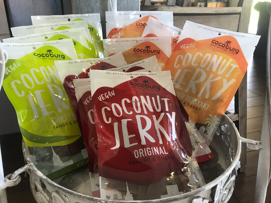 """Photo of Perk Coffee House   by <a href=""""/members/profile/MeganWoodard"""">MeganWoodard</a> <br/>Healthy Vegan and unique snacks  <br/> August 9, 2017  - <a href='/contact/abuse/image/98196/290750'>Report</a>"""