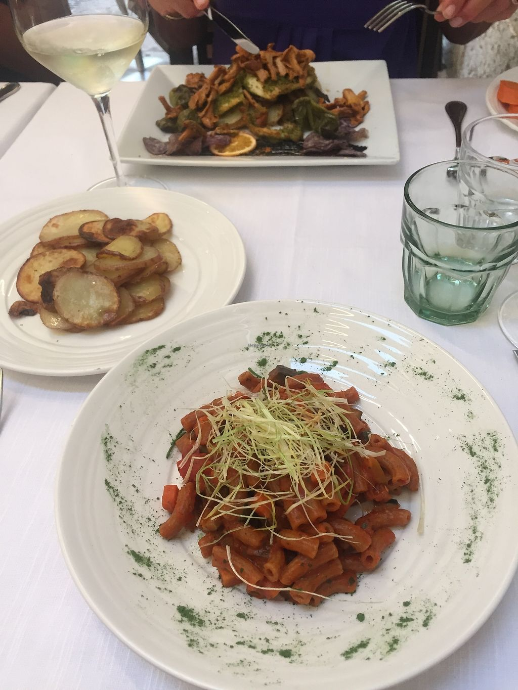 """Photo of La Piazzetta  by <a href=""""/members/profile/Annigje"""">Annigje</a> <br/>First dish <br/> August 9, 2017  - <a href='/contact/abuse/image/98210/290874'>Report</a>"""