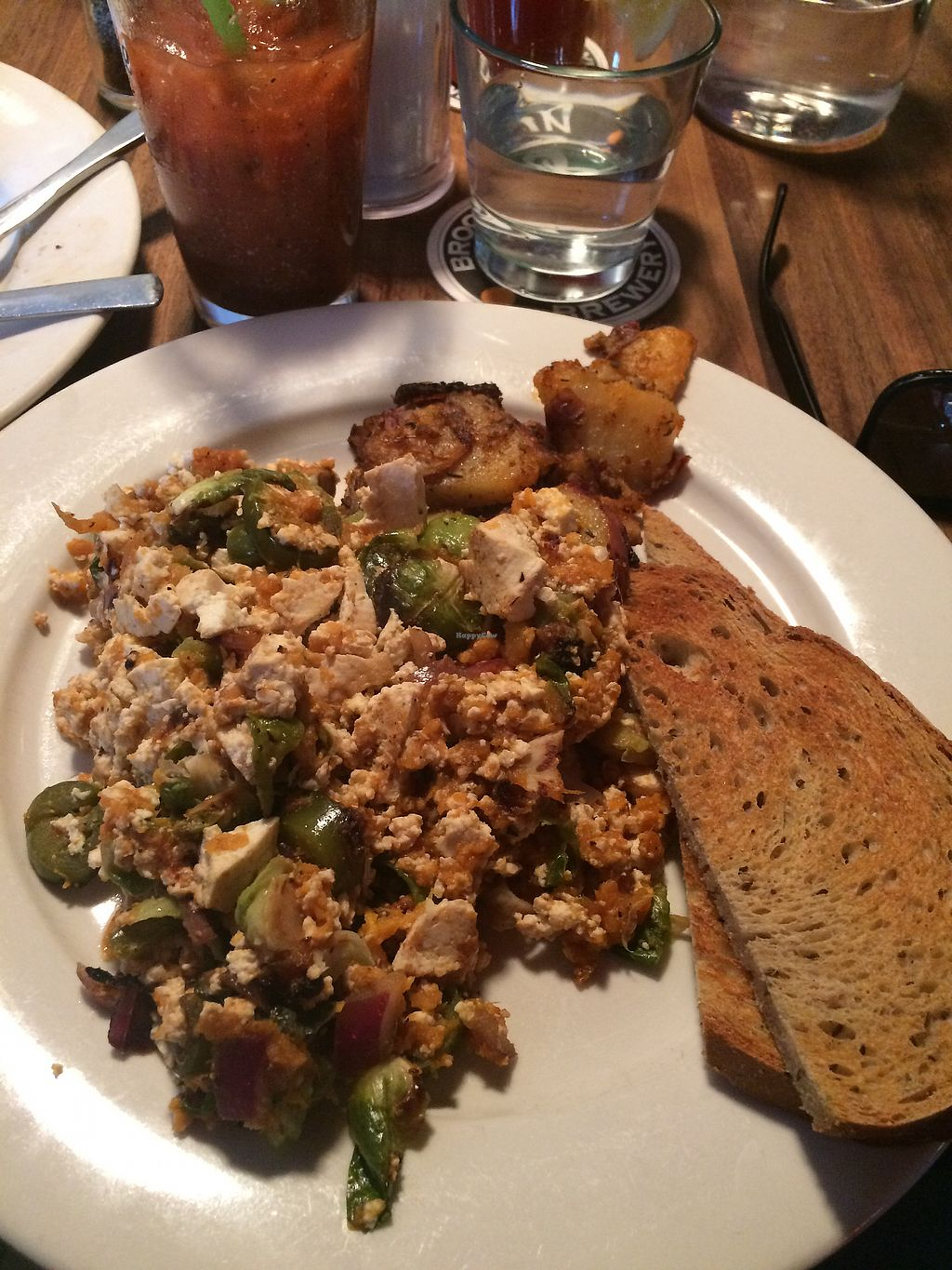 """Photo of Julian's  by <a href=""""/members/profile/RyanSt"""">RyanSt</a> <br/>Tofu scramble  <br/> October 5, 2017  - <a href='/contact/abuse/image/9822/311920'>Report</a>"""