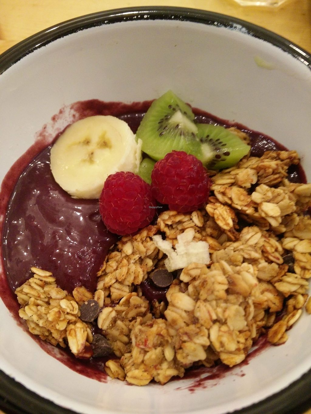 """Photo of Comptoir Veggie  by <a href=""""/members/profile/edensoul"""">edensoul</a> <br/>Açai bowl  <br/> August 12, 2017  - <a href='/contact/abuse/image/98252/291852'>Report</a>"""